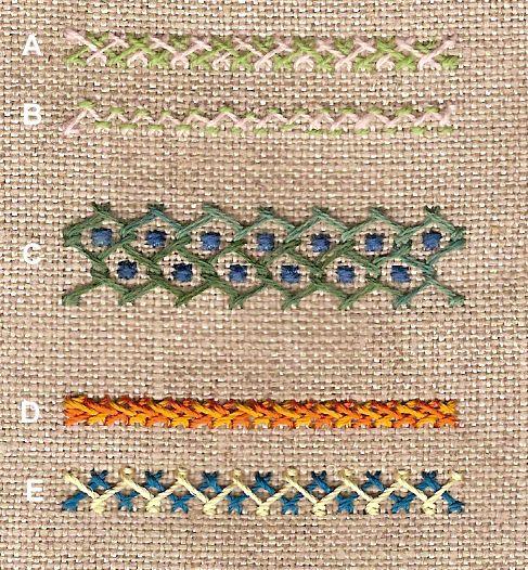 challenge take a stitch tuesday. Black Bedroom Furniture Sets. Home Design Ideas